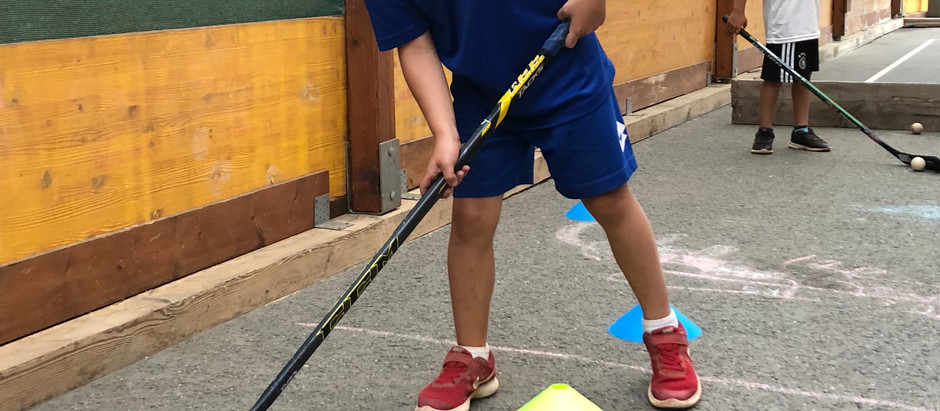 Wie trainieren Eishockeyspieler im Sommer?