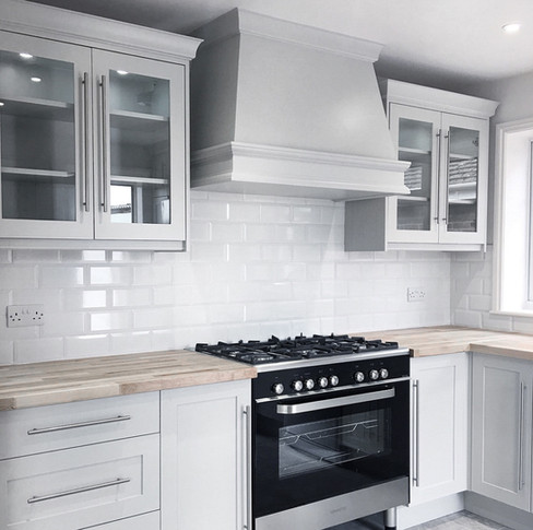 Downsvalley Kitchen Completed Renovation