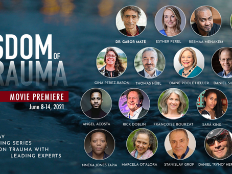 Film from the Wisdom of Trauma team - limited time to see it!