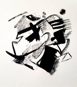 Japanese ink on St-armand paper_Sonia Ro