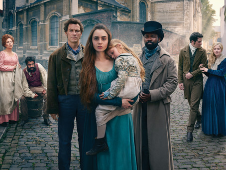 """Les Misérables"" on CBC Television and CBC Gem:"