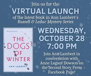 Book Launch - Virtually of course!