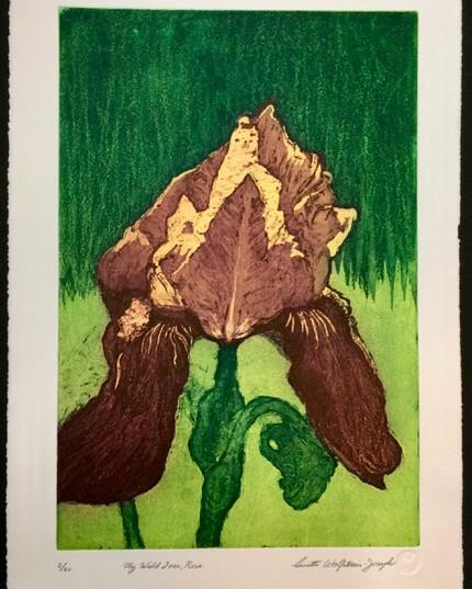 Annette_Woldstein-Joseph_My Wild Iris, R