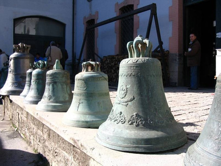 All about the art of making bells and keeping an old tradition alive.