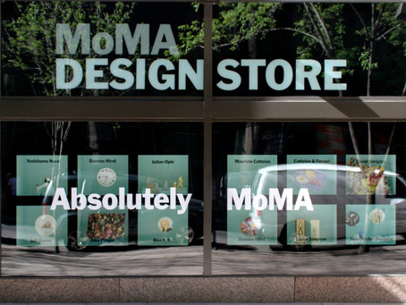 Modern and Contemporary Art and Design Specialization, a course by MOMA and Coursera.