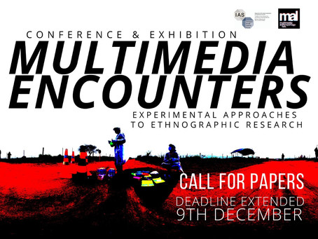 Call for Papers - UCL Multimedia Anthropology Lab (MAL)