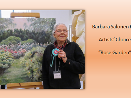 Wishing you a speedy recovery, Barbara, from the WASM