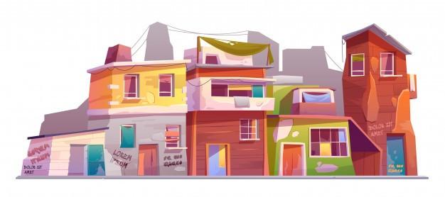 Brixel, Sustainability, Redevelopment, Slums, Settlements