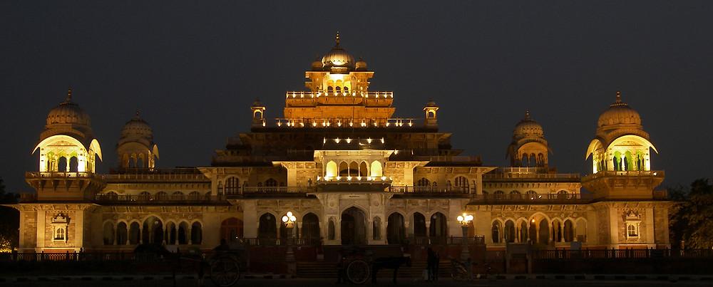 Brixel Albert hall Jaipur Travel Museum Architecture India