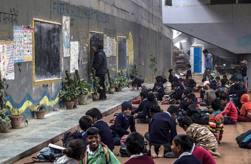 Brixel, Slum, Redevelopment, Squatter, Education, NGOs