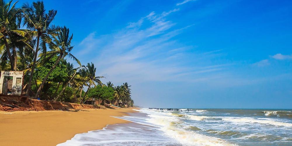 Brixel Architecture Auroville Puducherry Pondicherry Beach Township