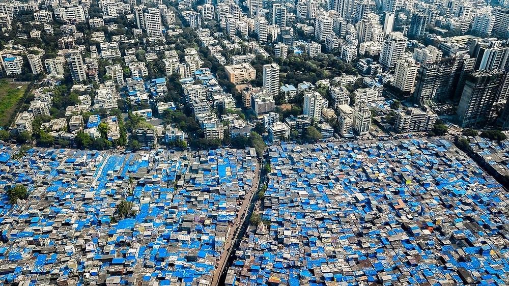 Brixel, Mumbai, City, Slum, Settlements, Dharavi, Redevelopment