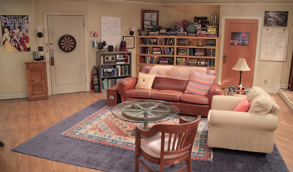 Brixel, Big Bang Theory, Sheldon, Leonard, Howard, Raj, Scientist, CalTech