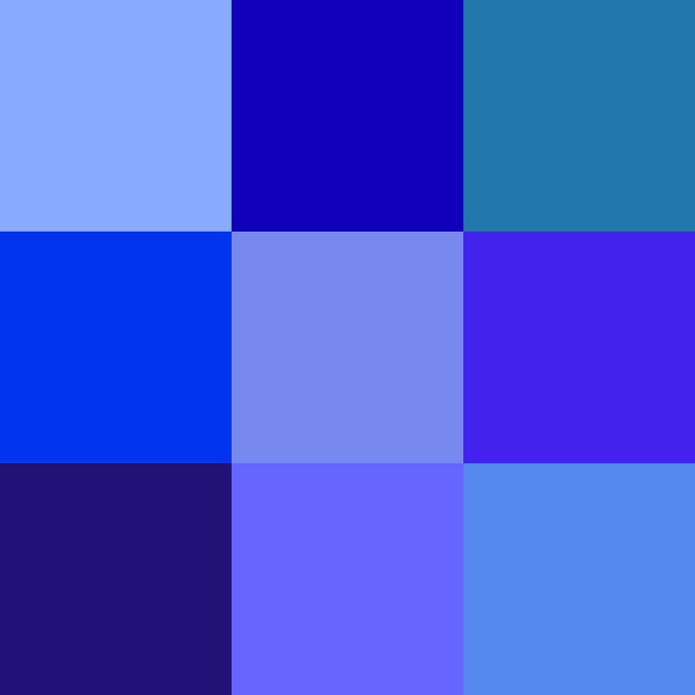 Blue Color Psychology Theory Efficiency loyalty Indigo Brixel Branding Brand Facebook Skype Nivea Oreo