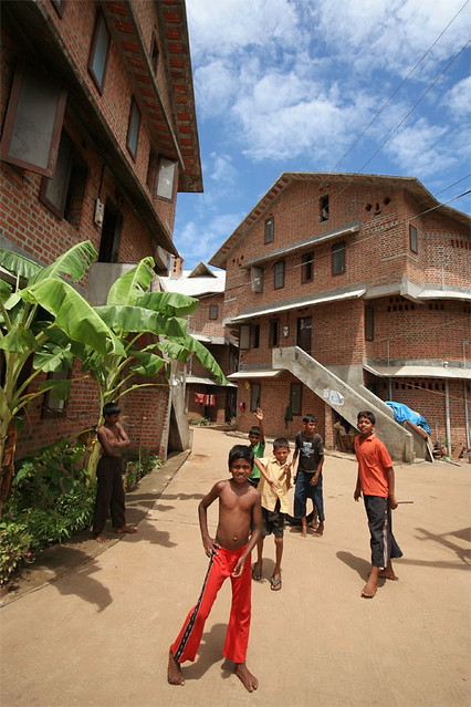 Brixel, Laurie Baker, Architect, Redevelopment of Slums