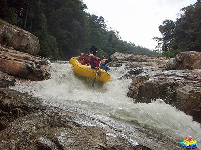 Singor River Rafting