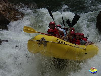 Selangor River Raftig