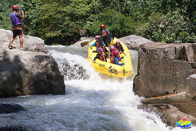 Slim River Rafting
