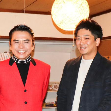 志垣太郎さんとの対談が実現しました!