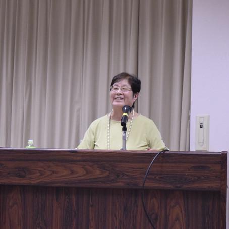 不登校に関する講演会 実施しました。