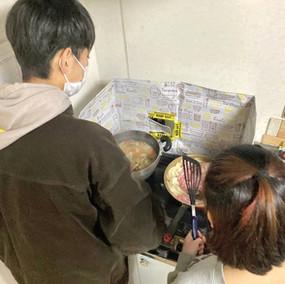 【2月お泊り会/バレンタインでお菓子をつくろう!】