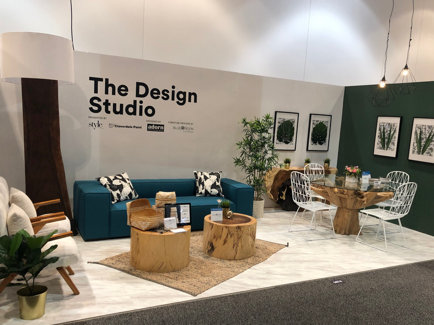 Our dispaly at the 2019 Home and Garden Show.