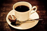 tip the piano tuner with coffee