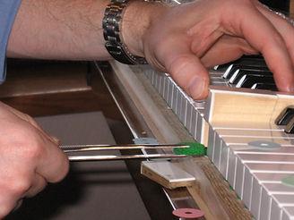 Joel Weber piano maintenance 970-663-9565