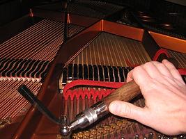 Joel Weber piano tuning 970-663-9565