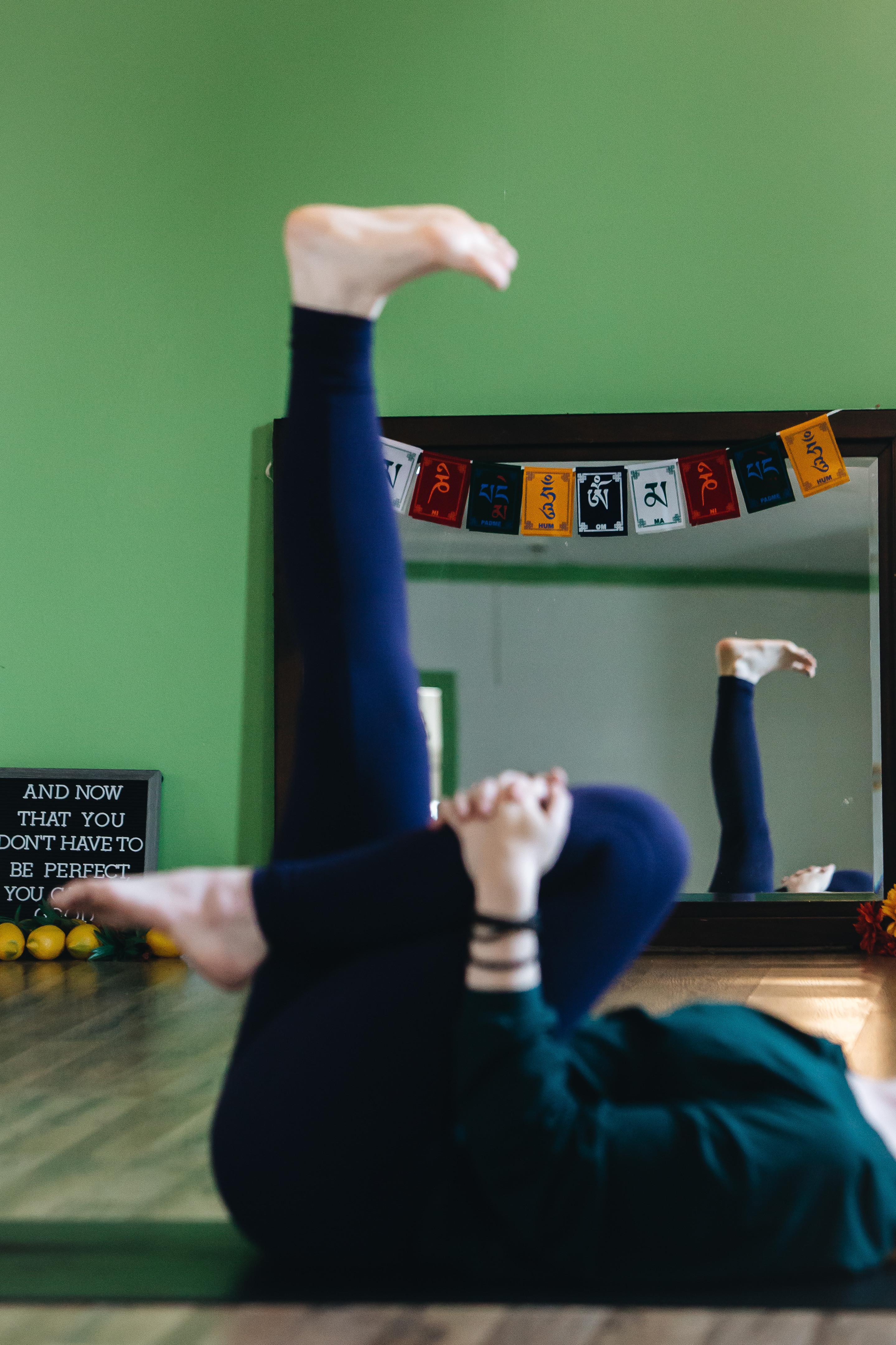 Stretch & Breathe - 8 AM