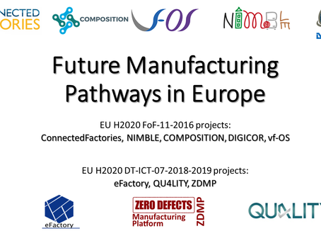 Future Manufacturing Pathways in Europe
