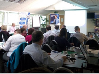 DIGICOR Launch Event in Wales