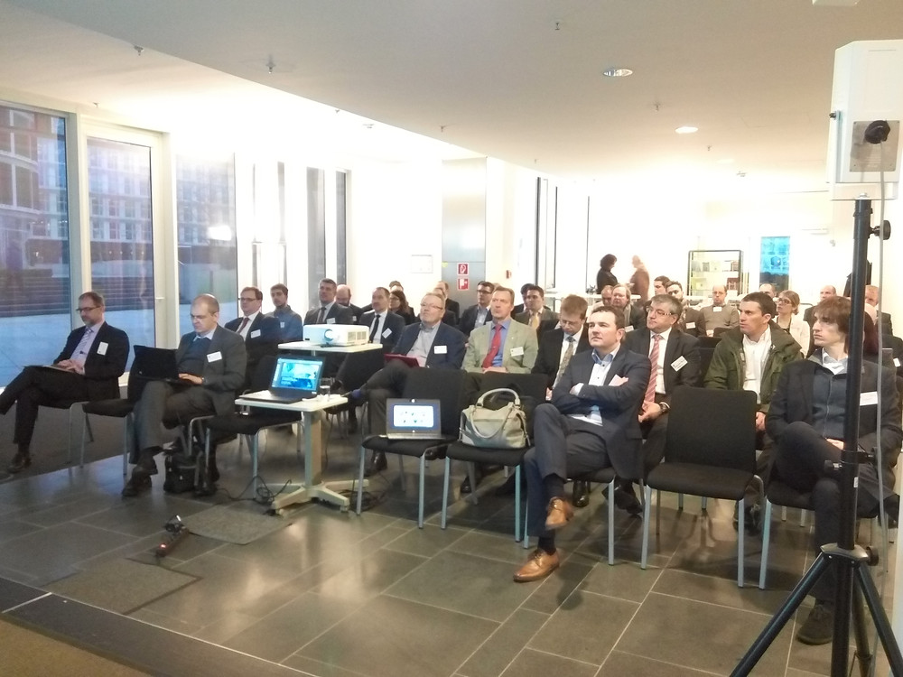 SME community from Hamburg area attended the DIGICOR launch event