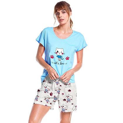 Pijama Short Claudia