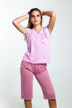 Pijama Capri Fiorela
