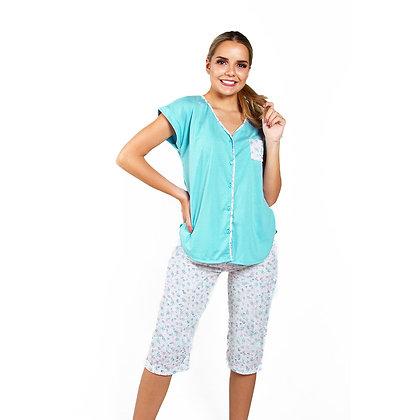 Pijama Capri Wendy