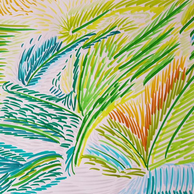 palm garden