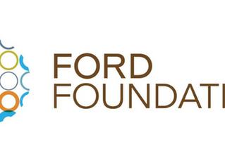 TWII Awarded Ford Foundation Grant