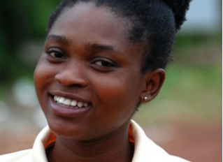 Mina becomes the first girl to graduate college - Here is her Story
