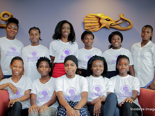 The HerStory Scholarship Celebrates Ten Years with Founder, Dr. Sally A. Nuamah.