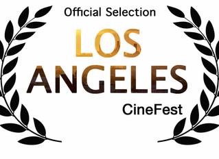 Film Festival Recognition!