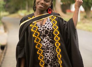 Graduation & Giving Tuesday: Rebecca Mintah
