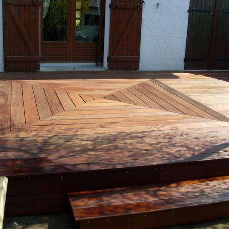 Une terrasse en bois vous tente ?