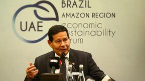 Brasil quer negociar equipamentos de defesa com Emirados Árabes