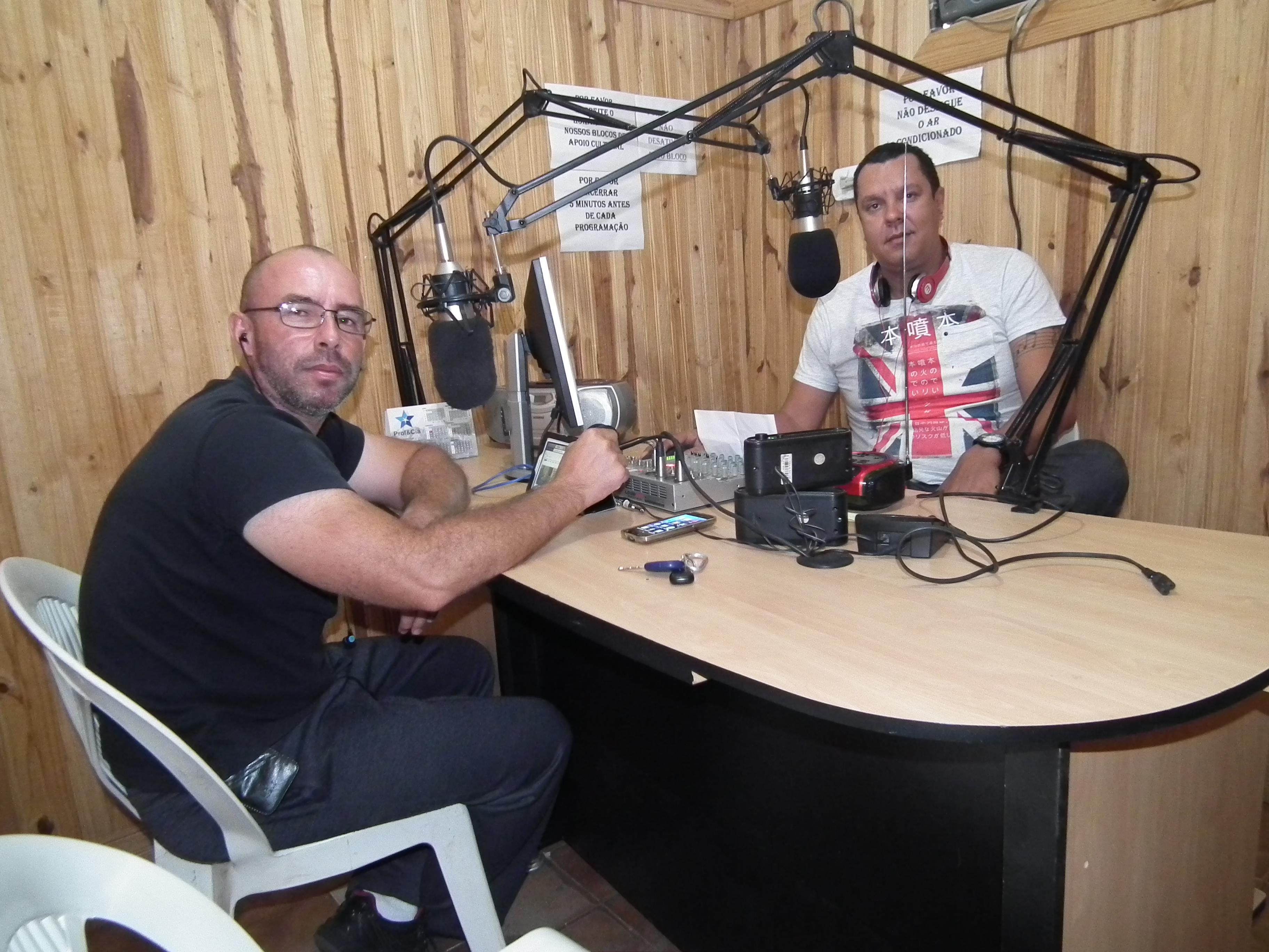 RÁDIO FM BOAS NOVAS - MORRINHOS-GO