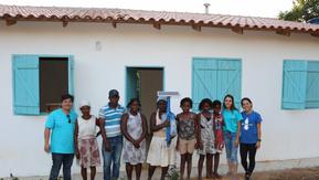 Agehab faz parceria com arquitetos para habitações quilombolas