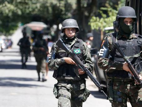 Governo prorroga Gabinete de Intervenção Federal no RJ até 2021