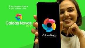 Ao completar 110 anos, Caldas Novas ganha aplicativo de guia digital completo