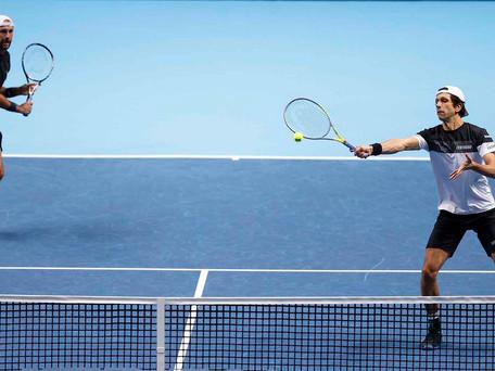 Melo encerra ATP Finals com vitória e anuncia fim da dupla com Kubot