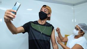 Aparecida de Goiânia começa a vacinar contra Covid maiores de 18 anos a partir de hoje (17)
